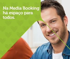 Na Media Booking há espaço para todos.