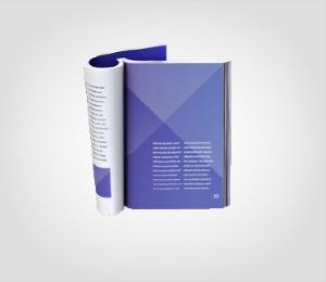 Produção de Brochuras e Revistas