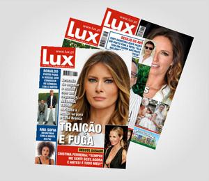 A sua marca mais social na LUX